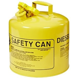 approved safety can